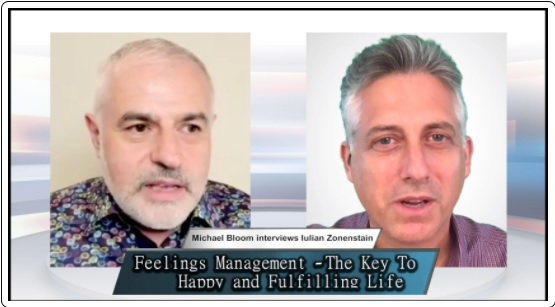Feelings management – the key for a happy and fulfilling life / Interview www.wearefree.tv