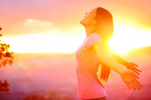 Imi dau voie sa am o viata plina de armonie, prosperitate, bucurie si pace